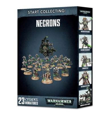Battleforce Box Set: Necrons