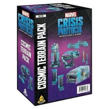 Marvel Crisis Protocol: Cosmic Terrain Pack - EN