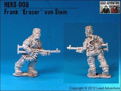 """Frank """"Eraser"""" von Stein (1)"""