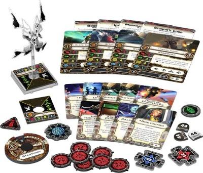 Star Wars X-Wing: Sternenviper Erweiterung-Pack