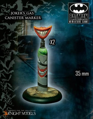 Jokers Gas Canister Marker