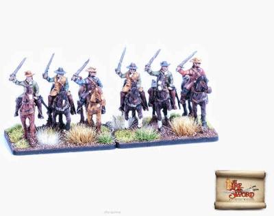Danish reiters