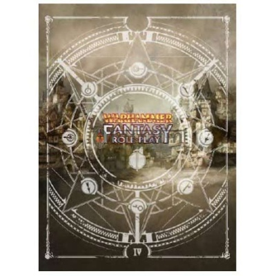Warhammer Fantasy Roleplay 4th Edition Collector's Limited