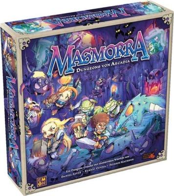 Masmorra: Dungeons von Arcadia - Grundspiel dt.