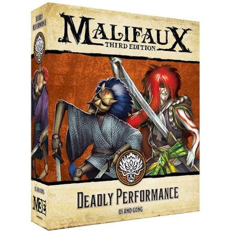 Malifaux (M3E): Deadly Performance