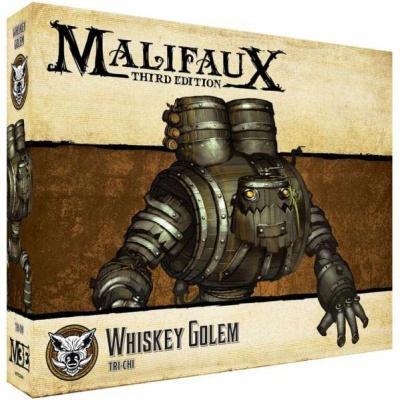 Malifaux (M3E): Whiskey Golem