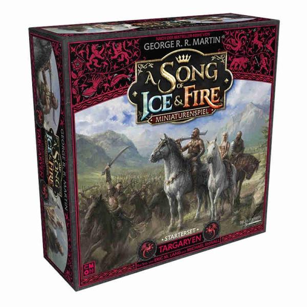 A Song of Ice & Fire - Targaryen Starterset (DE)