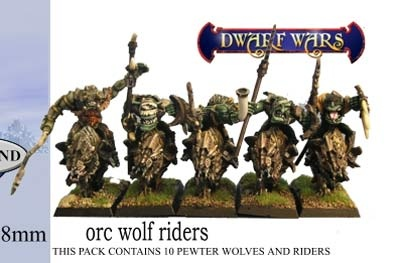 Orc Mounted Company (3)