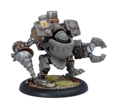 Mercenary Ghordson Driller Rhulic Heavy Warjack