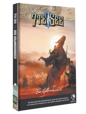 7te See Das Halbmondreich (Hardcover) OOP