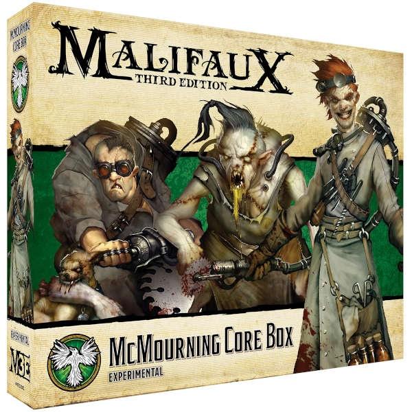 Malifaux (M3E): McMourning Core Box