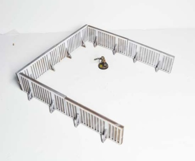 Panel Fence (6)