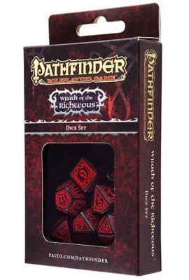 Pathfinder: Wrath of the Righteous Dice Set (7)