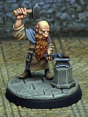 Dwarf Weaponsmith