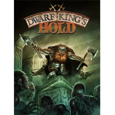 Dwarf King's Hold: Ancient Grudge (englisch)