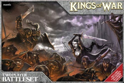 Kings of War - Two Player Starter Set