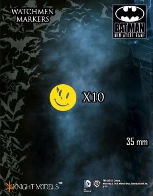 Watchmen Markers (10) OOP