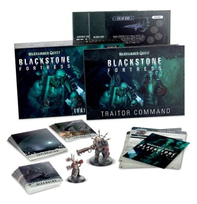 Blackstone Fortress: Traitor Command ENGLISCH