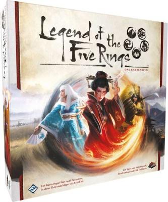 L5R: Legend of the 5 Rings LCG - Grundspiel