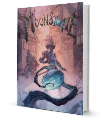 Moonstone Rulebook (Fantasy Skirmish)