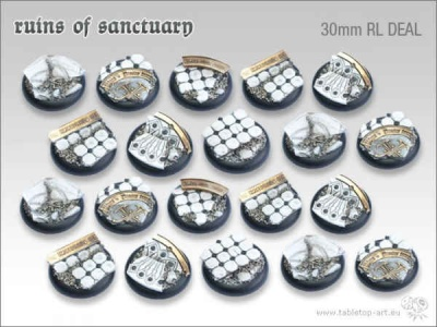 Ruins of Sanctuary 30mm RL Deal (20)
