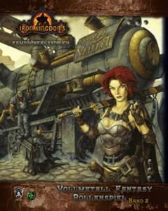 Iron Kingdoms - Kampagnenhandbuch dt. HC