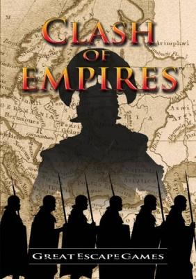 Clash Of Empires Rulebook