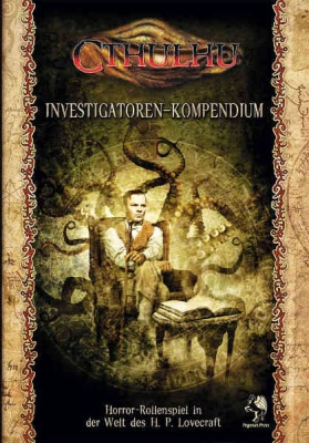 Cthulhu Investigatoren-Kompendium (Hardcover)