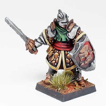 Mercenary 11 (Warrior)