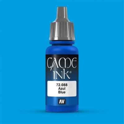 Game Ink Blue
