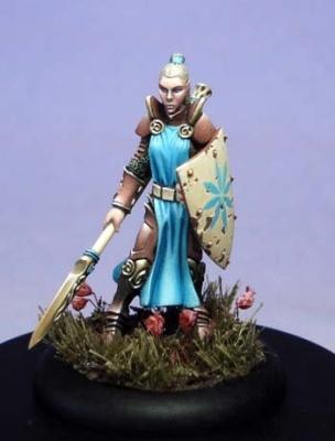 Meliarra, Elven Spearmaiden