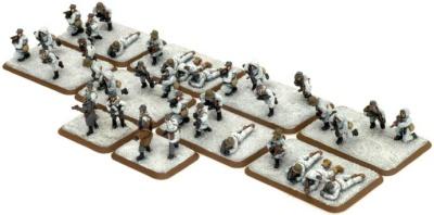 Jääkari SMG Platoon (Winter)