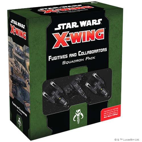 SW: X-Wing 2.Ed. Gesuchte + Kollaborateure