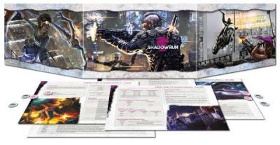 Shadowrun: Sichtschirmpack 6. Edition