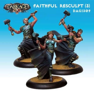Forsaken: Faithful (Resculpt) (3)