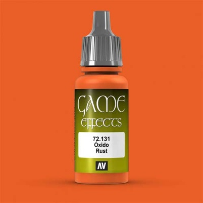 Game Color Effekt Rust 17ml