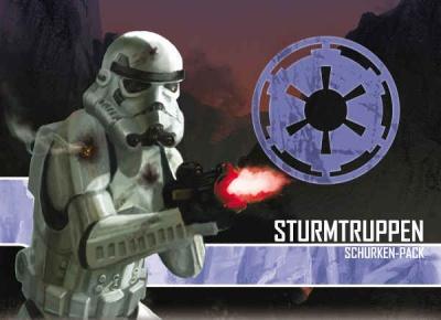 Star Wars: Imperial Assault - Sturmtruppen DEUTSCH