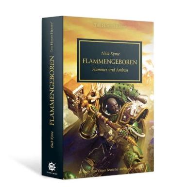 HH: Flammengeboren Hammer und Amboss (Taschenbuch)