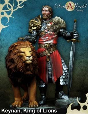 Keynan, King Of Lions