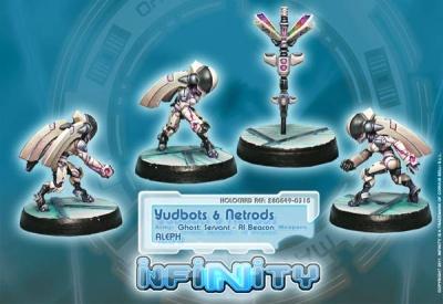 Yudbots & Netrods (Ghost: Servant & Ai Beacon) (AL)