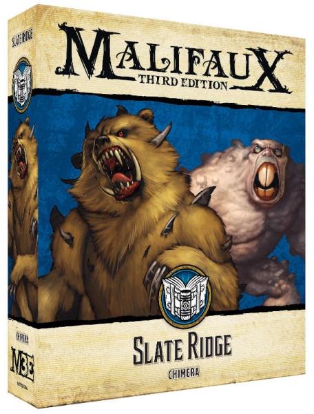 Malifaux (M3E): Slate Ridge