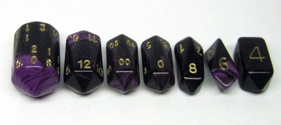 Crystal Caste Oblivion: Purple (7)