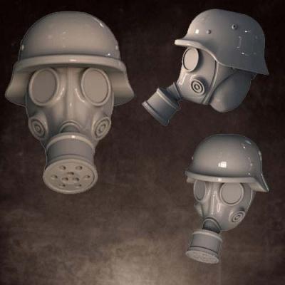 Head Swaps: Gas Masks - Rolled Helmet (5)