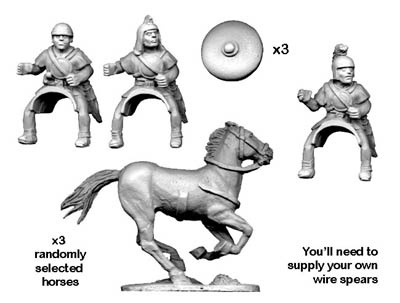 Spanish Heavy cavalry (3)