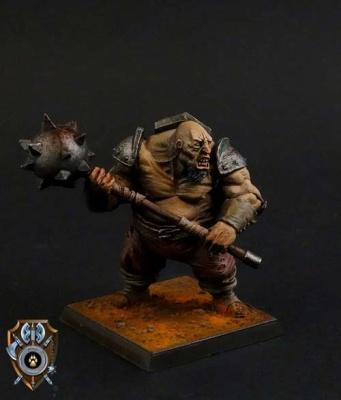Talliareum Mercenary Ogre Bodyguard