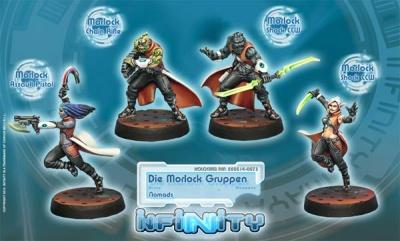 Die Morlock Gruppe (4) (NO)