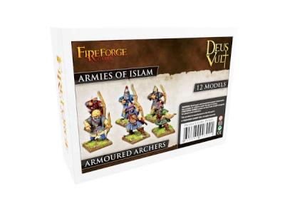 Arab Armoured Archers (12)