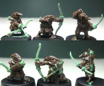 Goblin Archers (3)