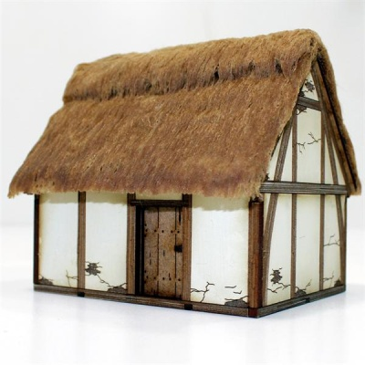 Saxon Hovel (15mm)