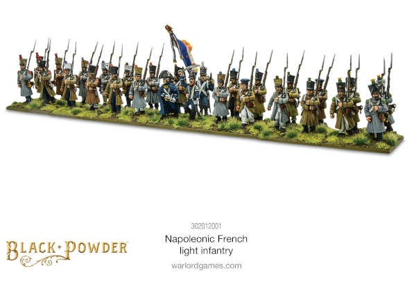 French Light Infantry (Waterloo)